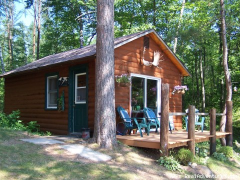 Great Cabins Great Prices - A Wilderness Haven Resort
