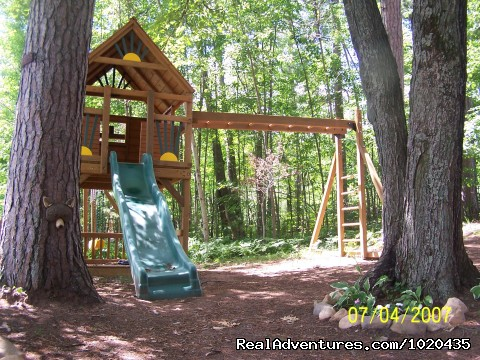 Playground - A Wilderness Haven Resort