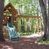 A Wilderness Haven Resort Playground