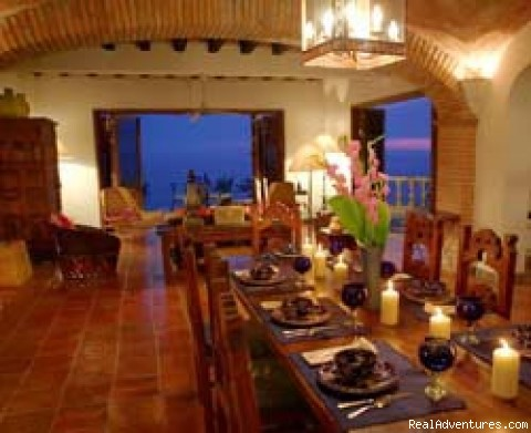 Living Room Dining Room (#4 of 24) - Casa Del Quetzal