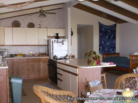 Kitchen OV - Tropical Retreat Kapoho