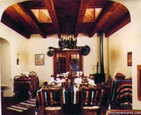 Dining Room | Image #3/3 | Hacienda Vargas Bed & Breakfast INN and Wedding Ch