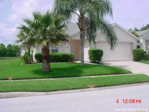 Lakeside Vacation Home Near Disney Kissimmee, Florida Vacation Rentals