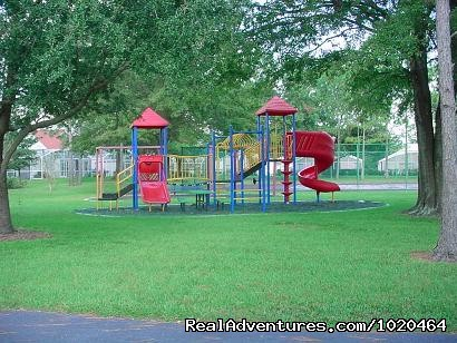 Children Play ground in Park (#8 of 10) - Lakeside Vacation Home Near Disney