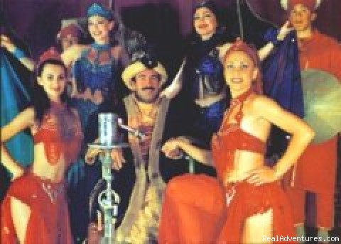 Our Turkish Night Show Group - Morning Tour Travel Services