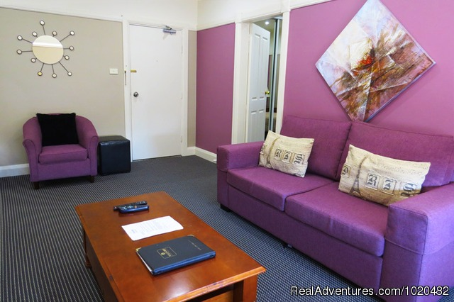 1 & 2 Bedroom Apartments - Drummoyne Serviced Apartments Sydney