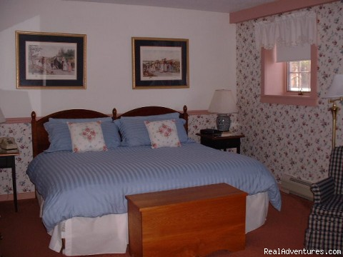 One of our Lovely Rooms - Weathervane Inn