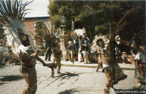 AZTEC Dancing Lessons - Health/Study Vacations