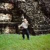 Health/Study Vacations Tai Chi at PALENQUE Pyramid site