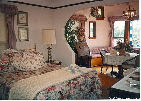 Tower Room | Image #2/4 | Tower House Bed and Breakfast