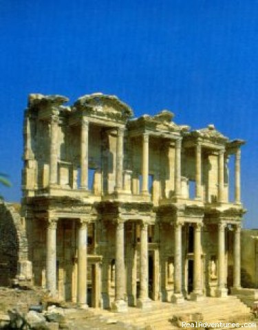 - AEGEAN HERITAGE in TURKEY 8 Days/ 7 Nights