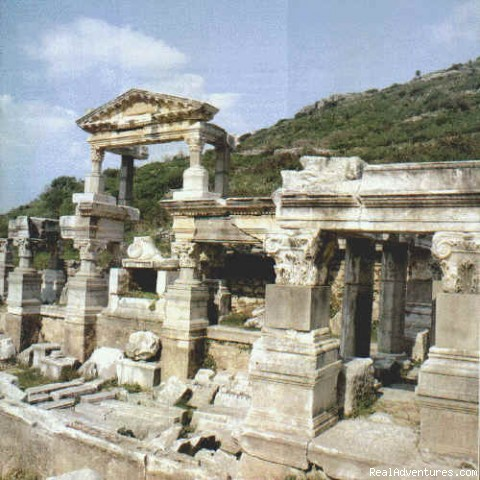 Day Excursion from Bodrum to Ancient City of Ephesus (#2 of 5) - Aegean Tour Travel - Your Travel Agent in Turkey
