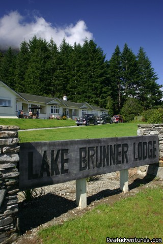 Lake Brunner Lodge - Lake Brunner Lodge