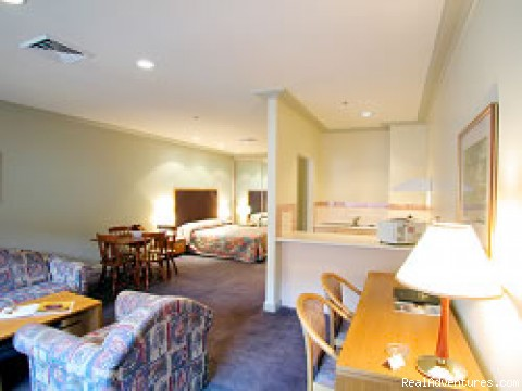 - East-Sydney Serviced Apartments
