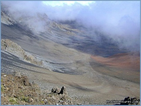 Haleakala Crater - Ocean Breeze Hideaway--Maui B&B & Oceanfront Condo