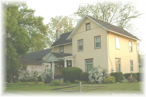 Gorham House Bed & Breakfast: Gorham House Bed & Breakfast