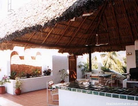 roofbar - Casa Leigh Y Loros, Zihuatanejo Mexico