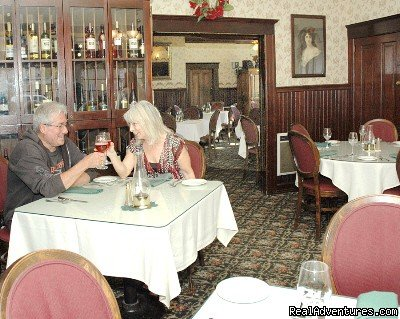 Dine in our Elegant Victorian Restaurant | Image #3/3 | 1859 Historic National Hotel Acclaimed Restaurant