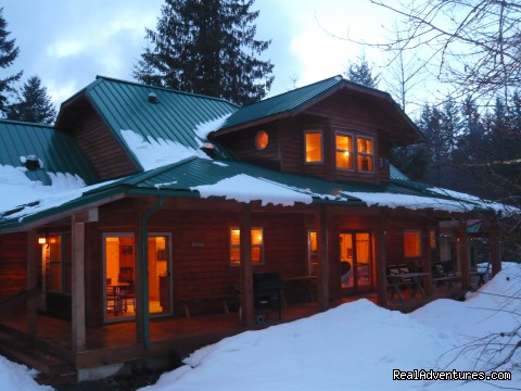Trillium Vacation Rental - Jasmer's Mt. Rainier Cabins & Fireplace Rooms