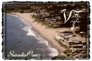 Villa Vista - 3 Bedroom - On The Beach Vacation Rentals Santa Cruz,, California