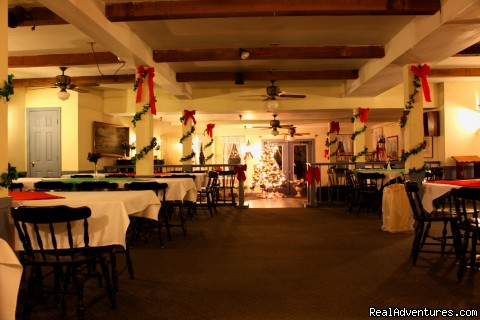 Large Funtion Room - Colonial House Inn & Restaurant