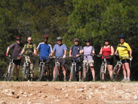 Sierra Cycling Mountain Bike Holidays Spain