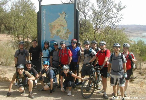Our lake district - Sierra Cycling Mountain Bike Holidays Spain