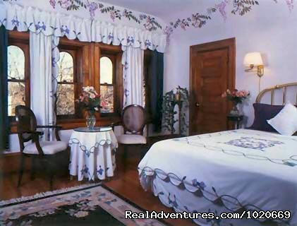 - Capitol Hill Mansion Bed and Breakfast Inn