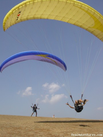 Fun Time - Paragliding Adventure Holiday in India