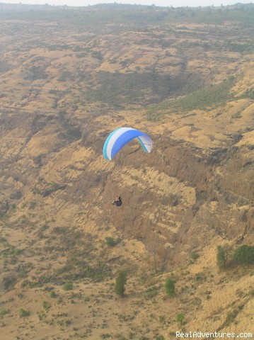 Soaring - Paragliding Adventure Holiday in India