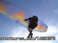 Flying - Paragliding Adventure Holiday in India