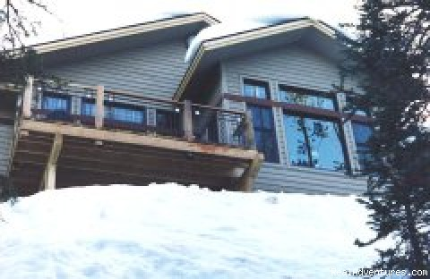 Big Sky, Montana Luxury Vacation Home Rental