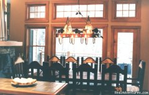 Photo #3 - Big Sky, Montana Luxury Vacation Home Rental