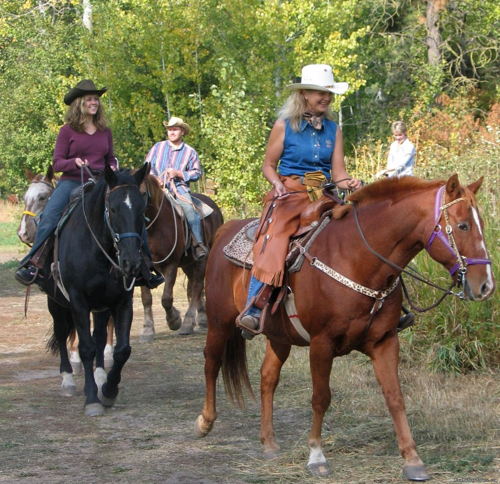 Horseback Rides | Image #8/9 | Mountain Springs Lodge, Lodging and Activities