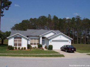 Florida Gulf Coast Villa with private pool Hudson Vacation Rentals Hudson, Florida