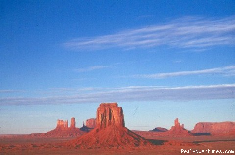 - Monument Valley, Utah