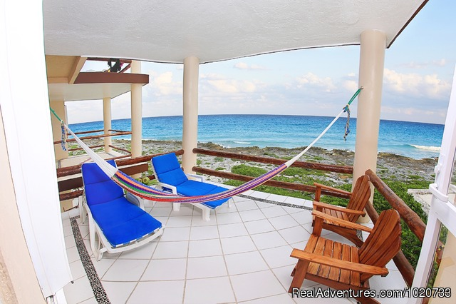 Yal Ku Cai 3 - Akumal condo: Incredible views and private pool