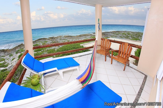 Akumal condo: Incredible views and private pool