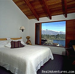 Bedroom - Luxurious central Queenstown Lodge