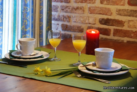 Vanhercke medieval Bed and Breakfast near Gent