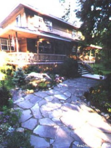 Otters Pond Bed and Breakfast on Orcas Island