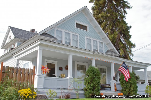 Apple Country Bed&Beakfast Bed & Breakfasts Wenatchee, Washington