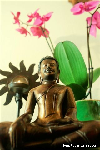 Buddha Image (#11 of 21) - Barangay, Award-Winning Tropical B&B in Amsterdam