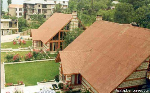 Self Catering Villa Accommodation in India at Manali