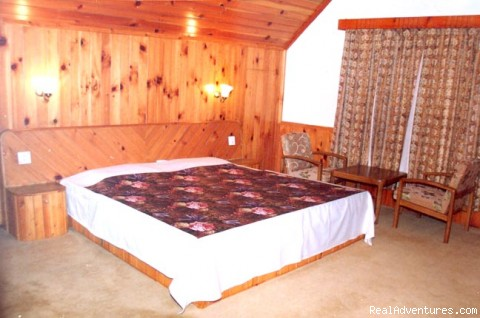 Bed room - Central Adventures and Holidays Private Limited