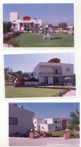 Hotel Shani Vilas at Ranthambhore - Central Adventures and Holidays Pvt Ltd