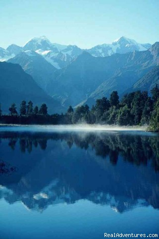 Lake Matheson - Serious Fun New Zealand