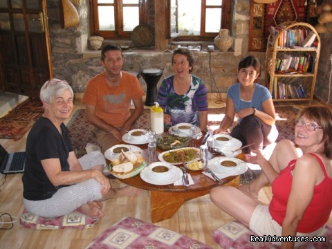 Cooking Holidays in Turkey