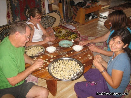 - Cooking Holidays in Turkey