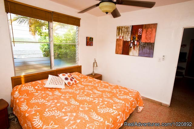 Grande Room - Casa Ensenada Waterfront  Guesthouse, Culebra, PR
